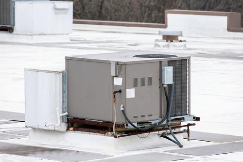 Installation et maintenance de roof top industriel