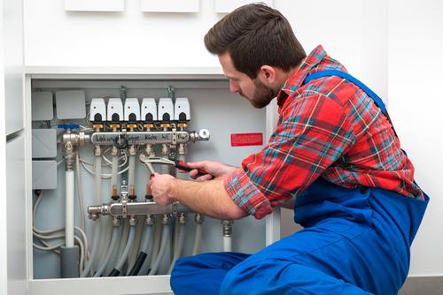 Réparation de solution de chauffage pour bureaux professionnels