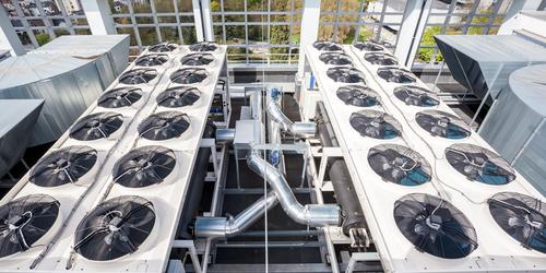 Rooftop CVC pour entreprises dans le Val d'Oise 95